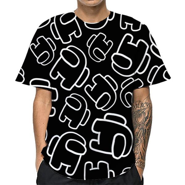 Among Us Unisex T Shirt 3 image