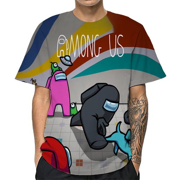 Among Us Unisex T Shirt 4 image